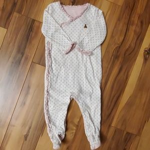 Baby Gap 6-12 month footed sleeper